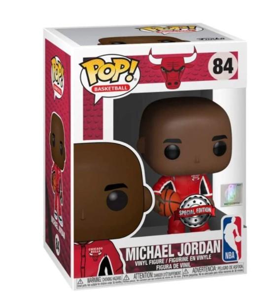 Michael Jordan Warmup - Chicago Bulls - Funko Pop