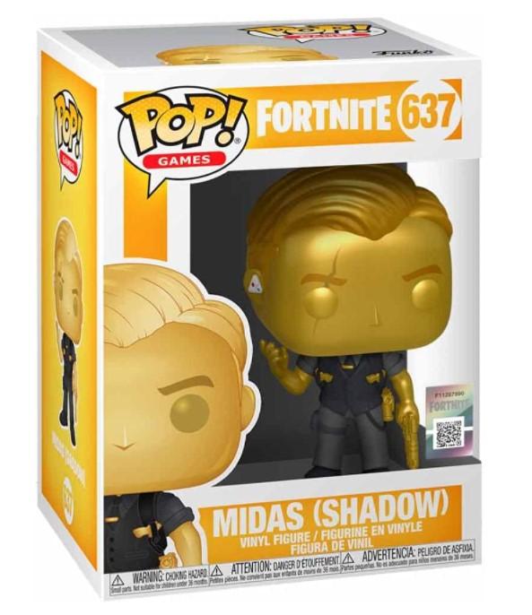 Midas (Shadow) - Fortnite - Funko Pop