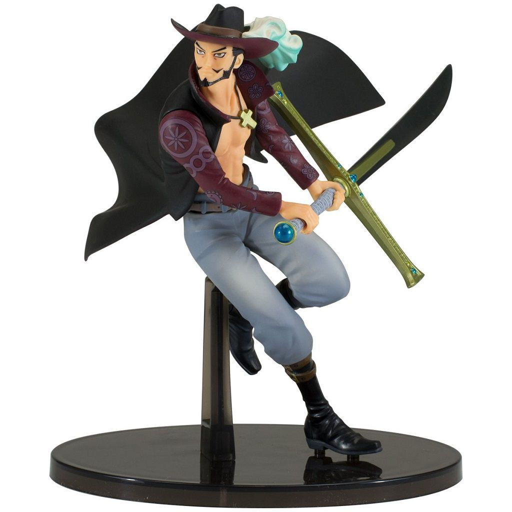Mihawk - One Piece World Figure Colosseum Banpresto