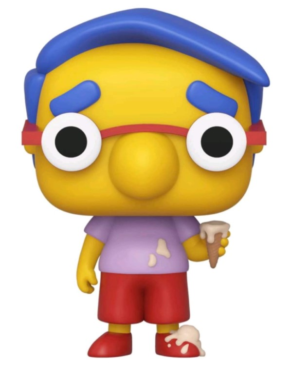 Milhouse 765 - The Simpsons Exclusive Eccc 2020 - Funko Pop Television