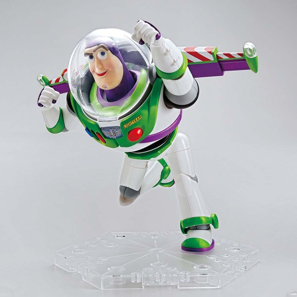 Buzz Lightyear Toy Story Bandai - Model Kit Action