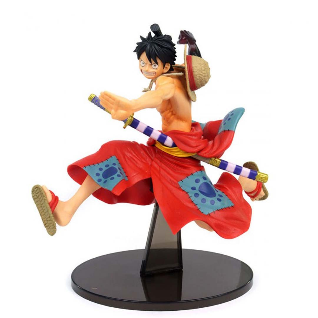 Monkey D. Luffy - Battle Record Collection - One Piece Bandai Banpresto