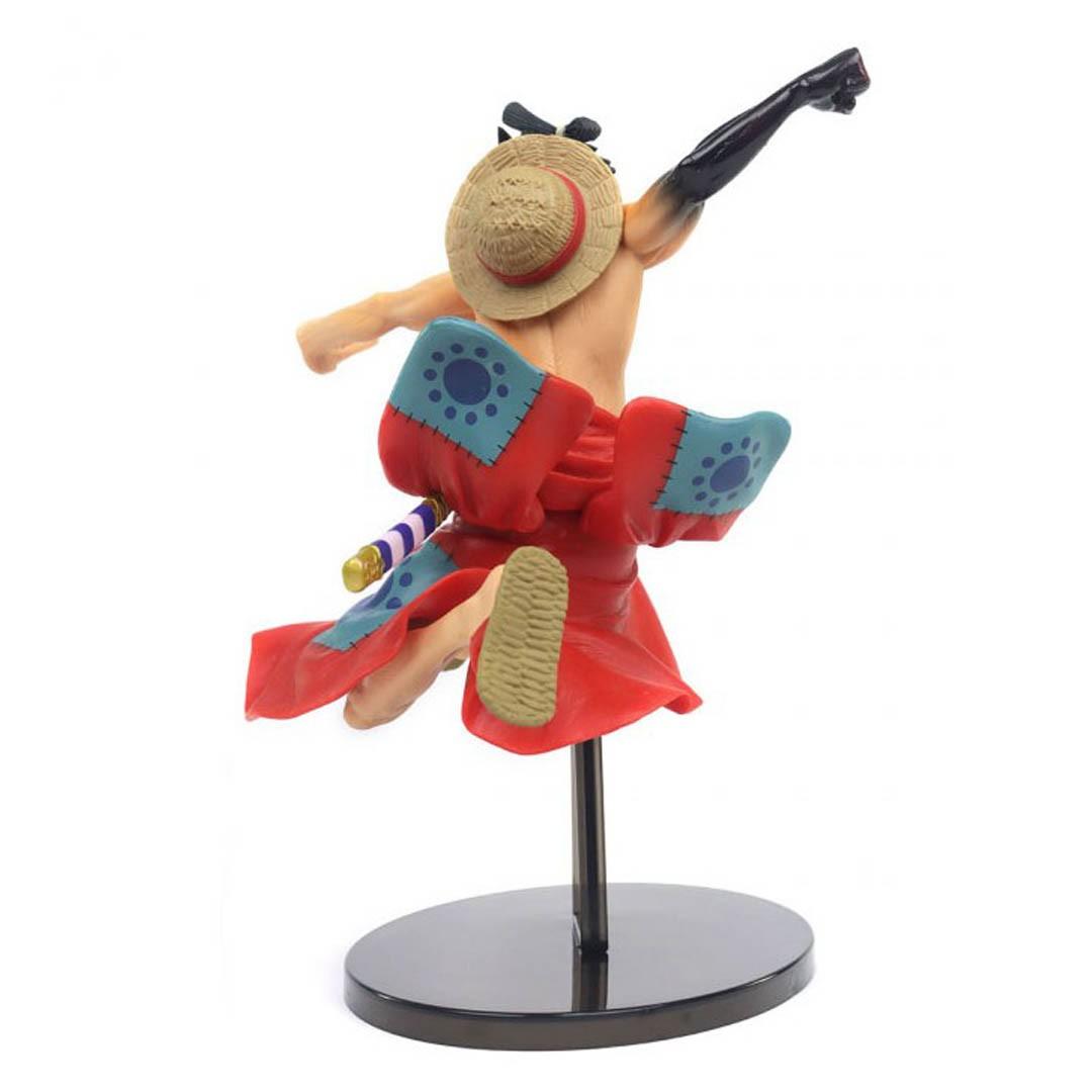 Monkey D. Luffy - Battle Record Collection - One Piece Bandai Banpresto