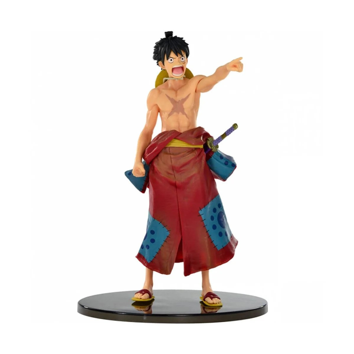 Monkey D. Luffy - World Figure Colosseum 2 - Vol.9 - One Piece