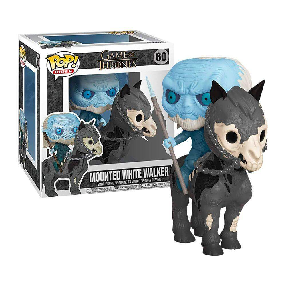 Mounted White Walker Funko Pop! #60 Game of Thrones