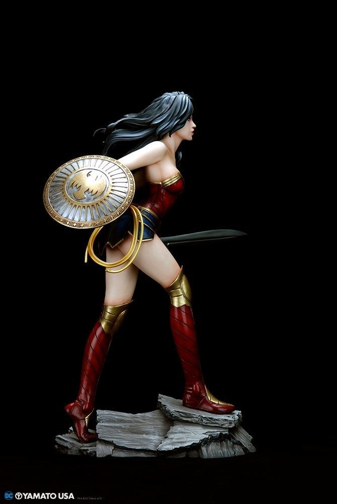 Mulher Maravilha- Fantasy Figure Gallery Dc Comics Collection - Yamato Toys