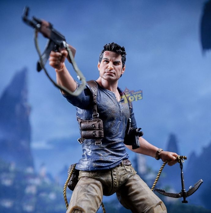 Nathan Drake Ultimate Edition Uncharted 4 - Neca