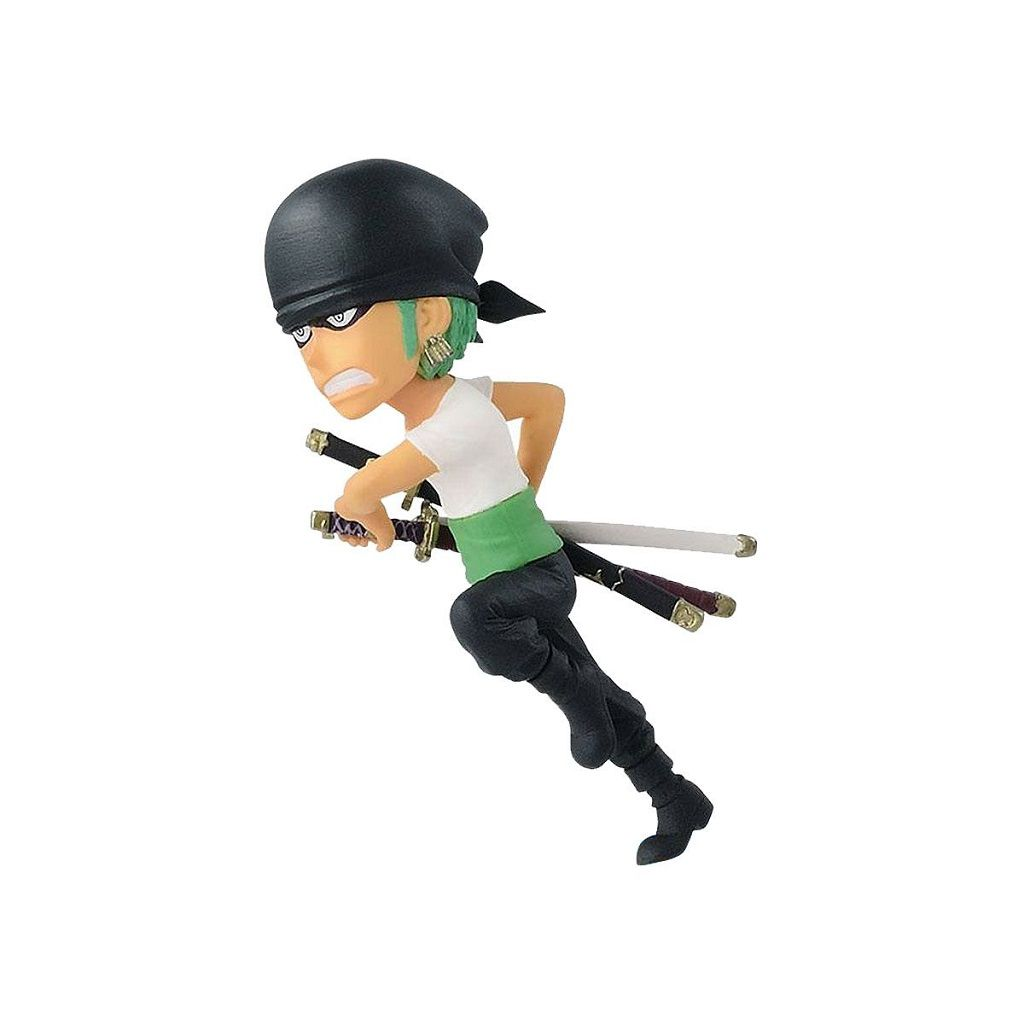 ONE PIECE - WCF 20TH - RORONOA ZORO - BANPRESTO