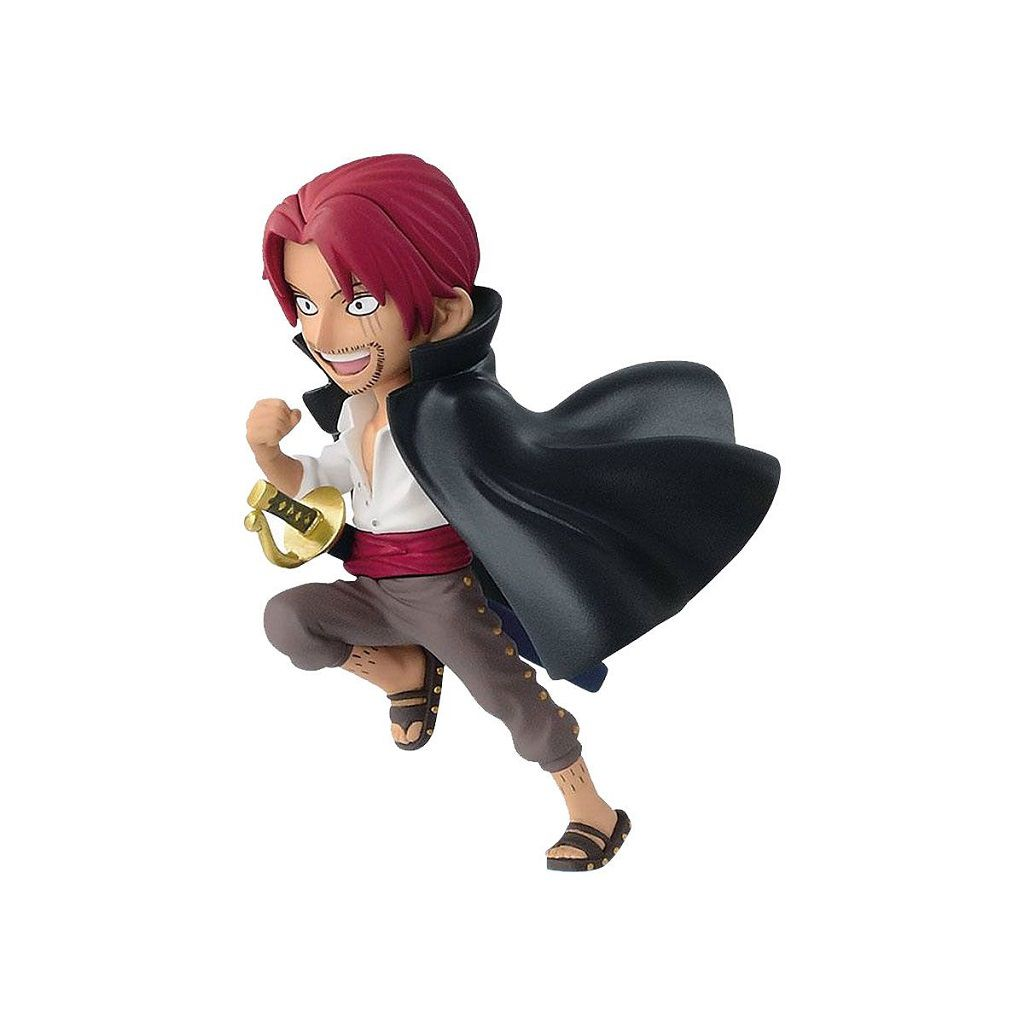 ONE PIECE - WCF 20TH - SHANKS - BANPRESTO