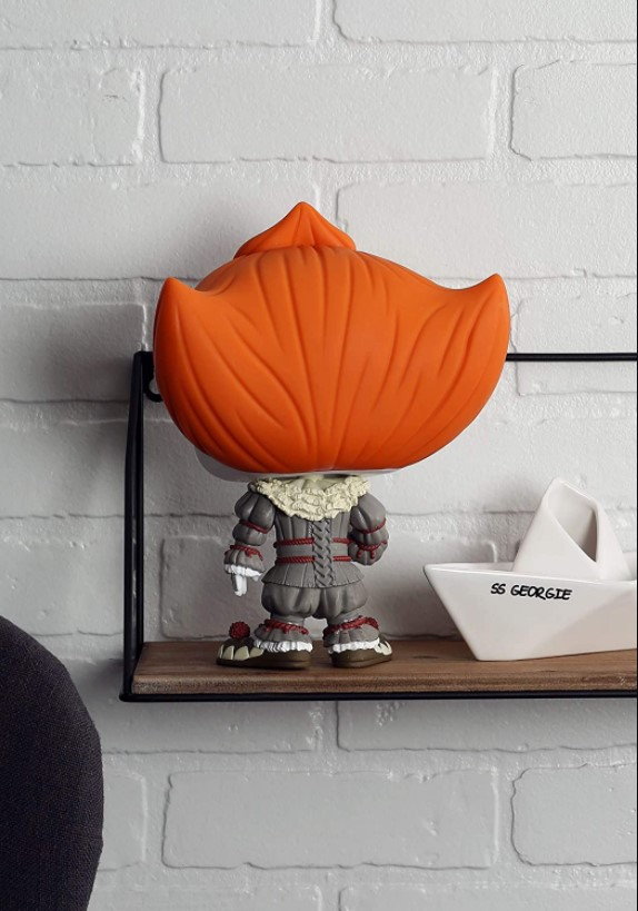 Pennywise #786 Super Sized 10 - It Chapter 2 - Funko Pop