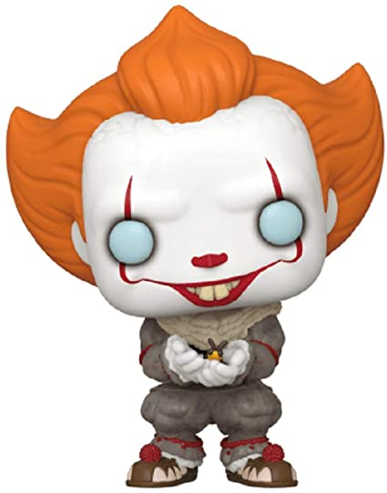 Pennywise Funko Pop It Chapter 2 With Glow Bug Exclusivo 877