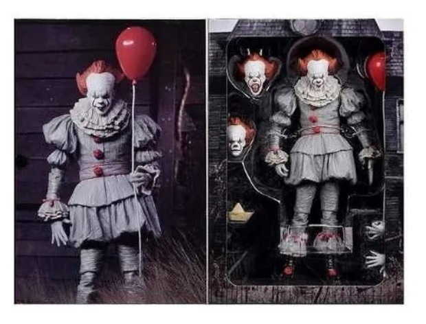 Pennywise (It A coisa - Stephen King) - Neca
