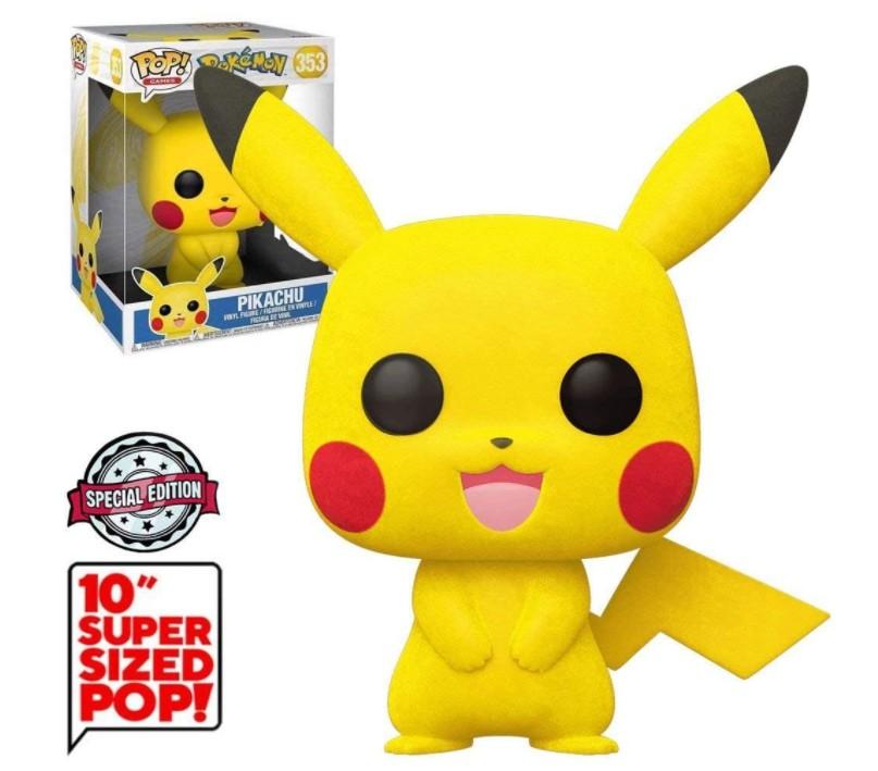 Pikachu 353 (Super Sized 10