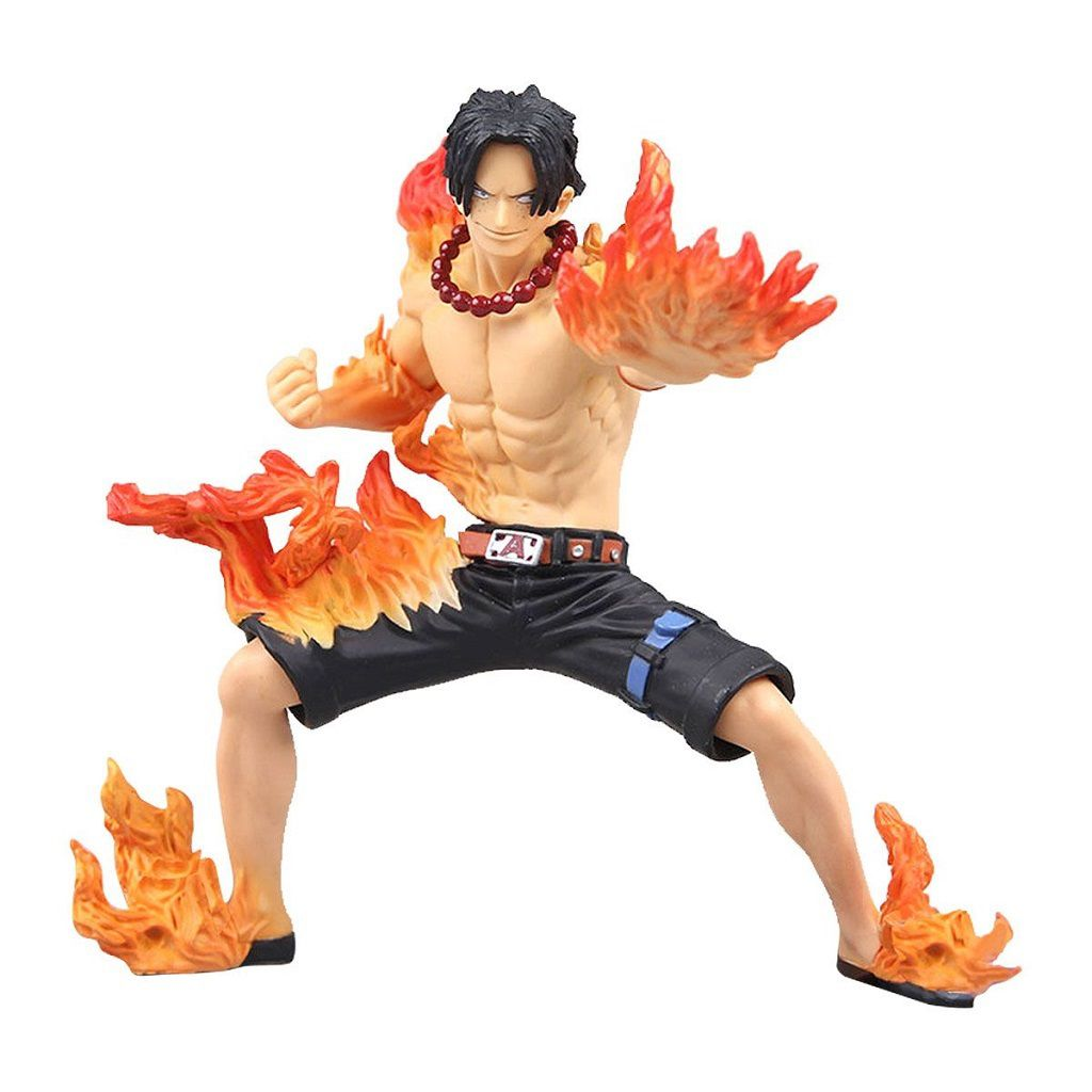 Portgas D. Ace - One Piece Abiliators Banpresto