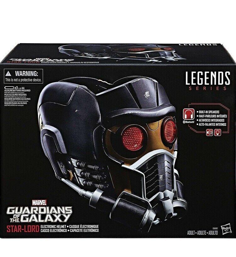 Pré-Venda Capacete Senhor das Estrelas - Hasbro Marvel Legends