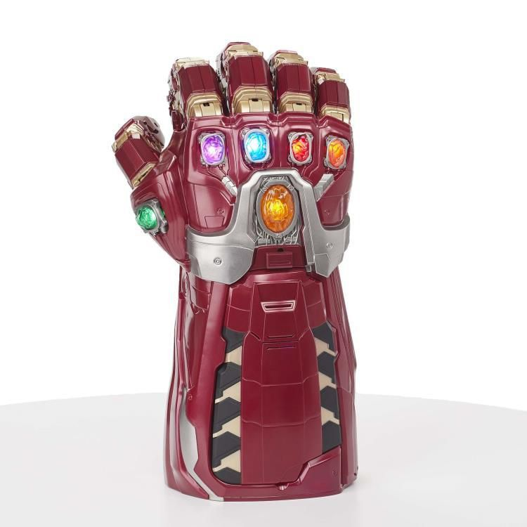 Manopla Do Infinito Tony Stark - Original Hasbro
