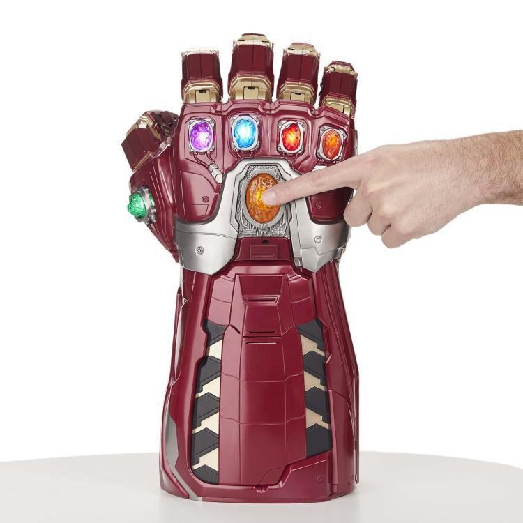 Manopla Do Infinito Tony Stark - Original Hasbro