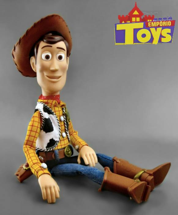 Xerife Woody Toy Story - Signature Collection