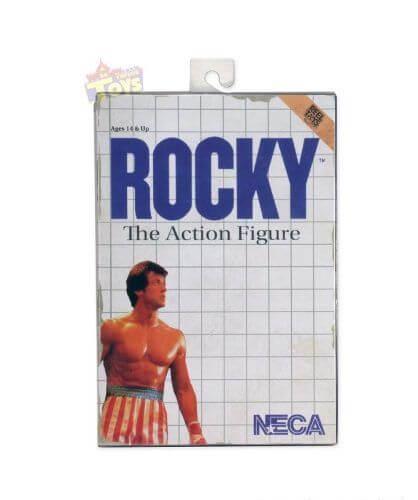 Rocky Classic Video Game - Neca