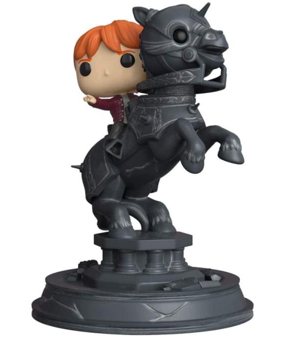 Ron Weasley Riding Chess Piece - Harry Potter - Funko Pop