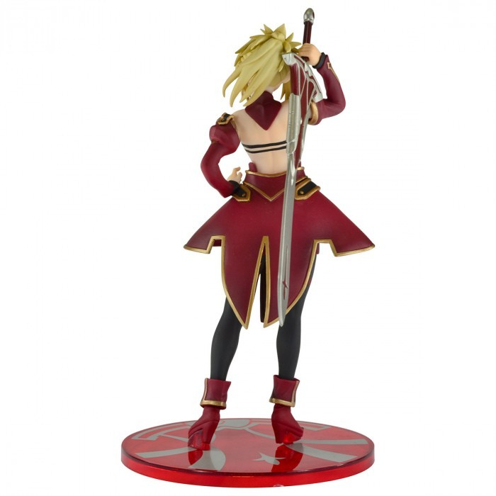 Saber Of Red - Fate Apocrypha - Bandai Banpresto