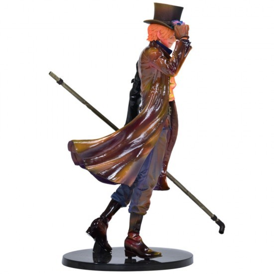 Sabo - One Piece SCultures Burning Color ver. Banpresto