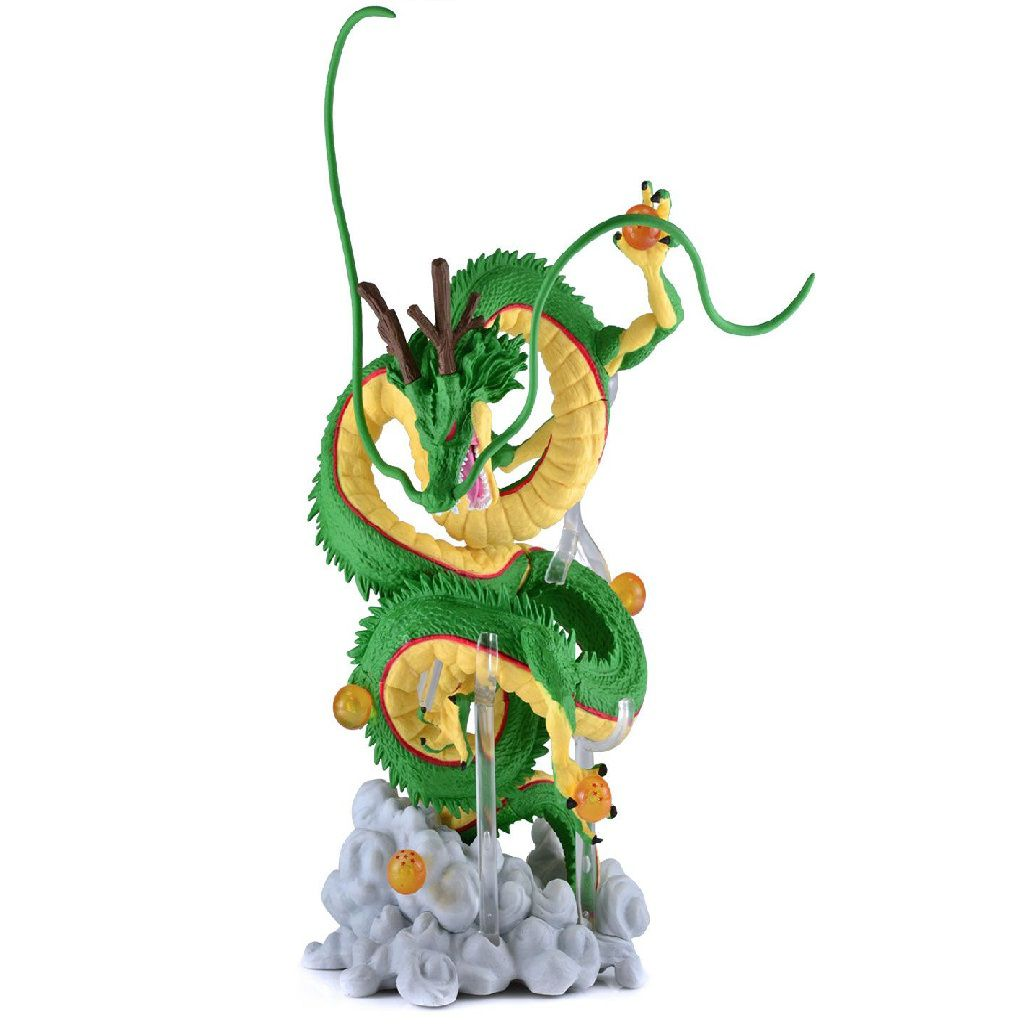 SHENLONG VERDE - DRAGON BALL - Banpresto