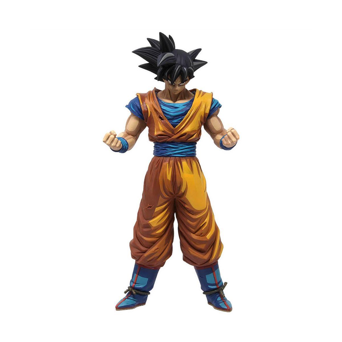 Son Goku 2 Grandista Manga Dimension Dragon Bal - Banpresto
