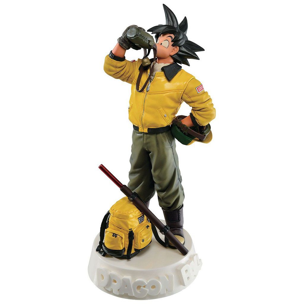 Son Goku - Dragon Ball (Navy Color Ver.) SCultures - Banpresto