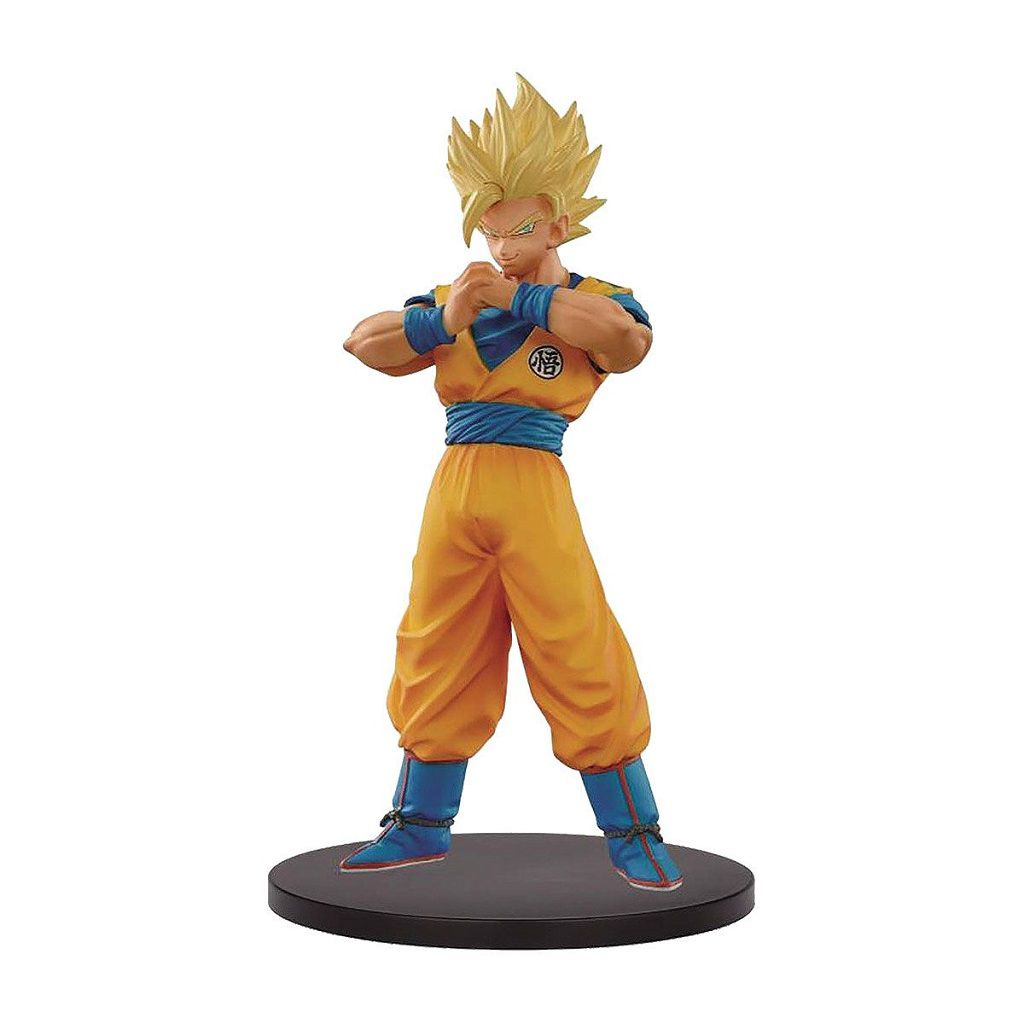 Son Goku Super Saiyan 2 - Dragon Ball Super DXF The Super Warriors Vol.5 Banpresto