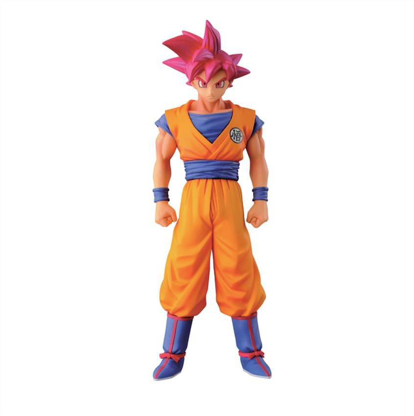 Super Saiyan God Son Goku - Dragon Ball Super - Bandai Banpresto