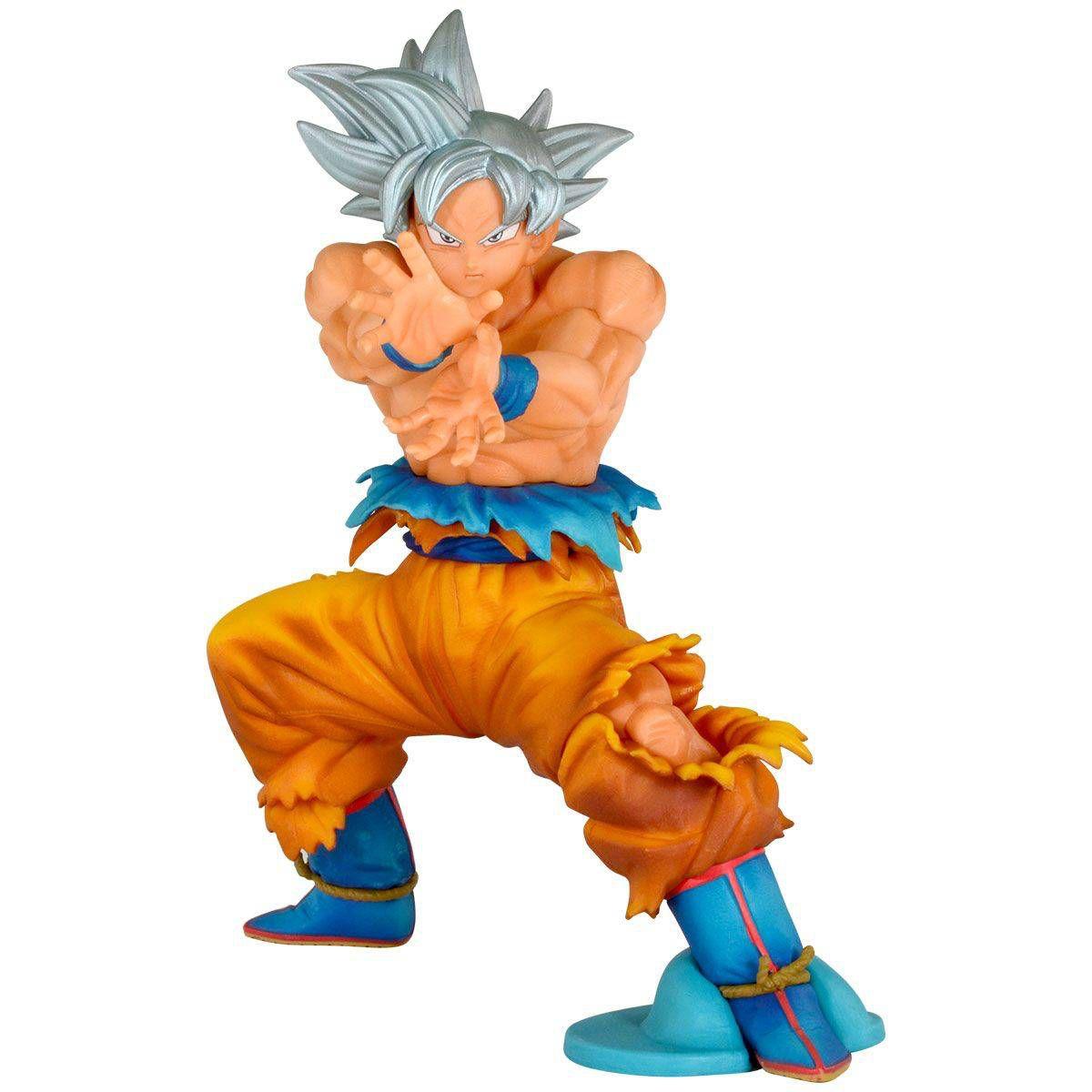 Son Goku Ultra Instinto - Dragon Ball Super - Banpresto