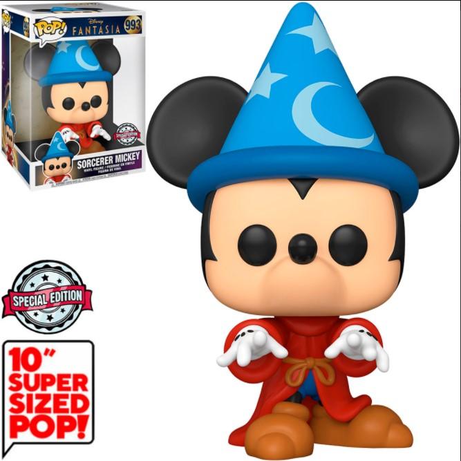 Sorcerer Mickey - Disney Fantasia - Funko Pop