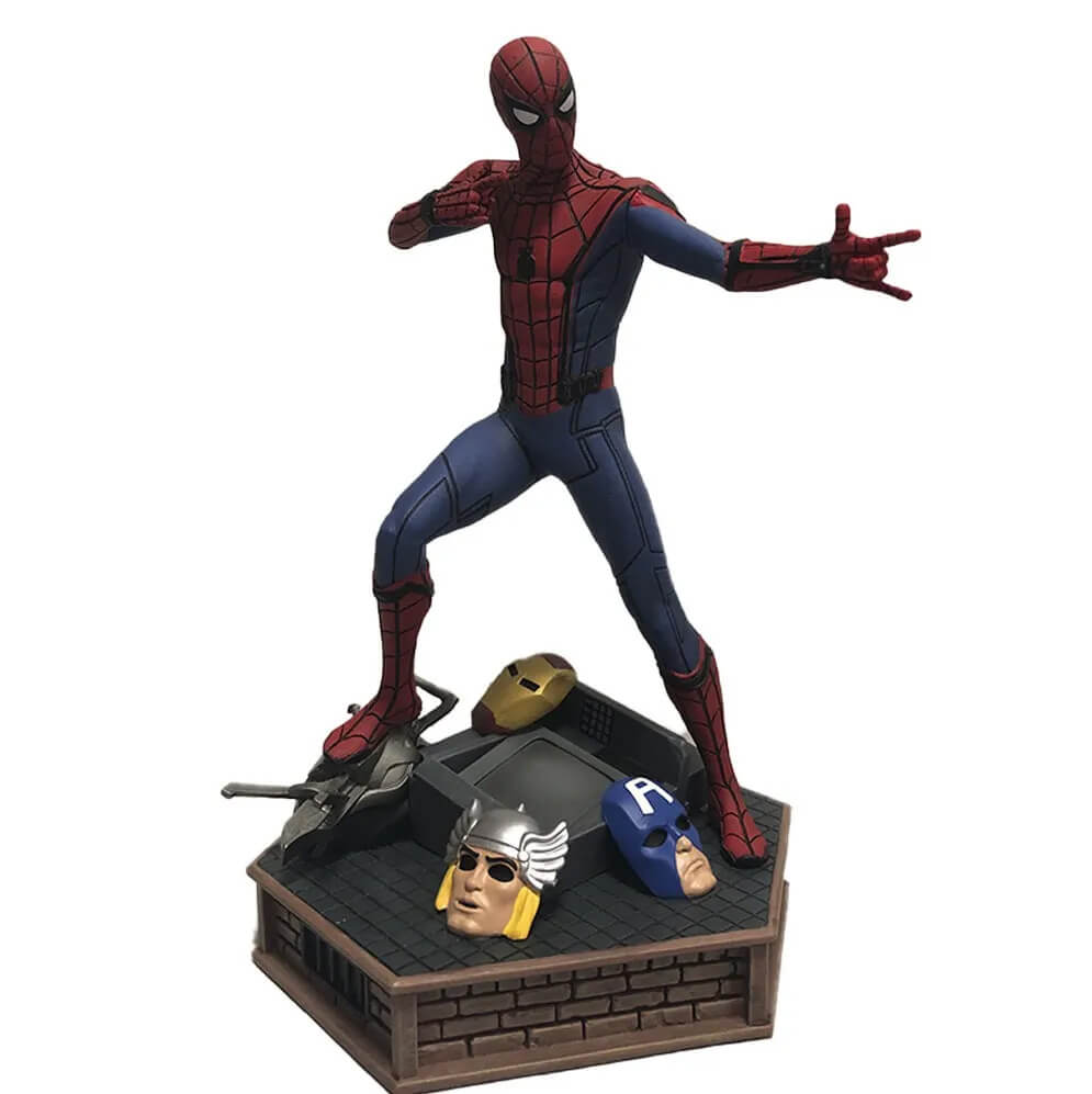 Spider-Man Diamond Select Statue Marvel Premier
