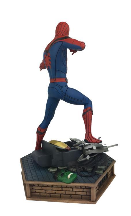Spider-Man Diamond Select Statue Marvel Premier