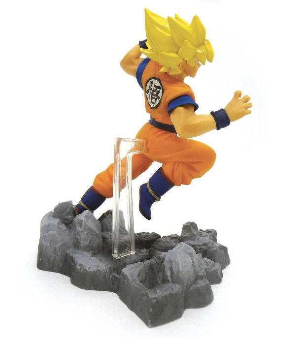 SUPER SAIYAJIN GOKU DRAGON BALL SUPER - Banpresto