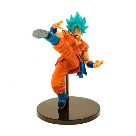 Super Saiyan God Son Goku Fes Dragon Ball Super - Banpresto