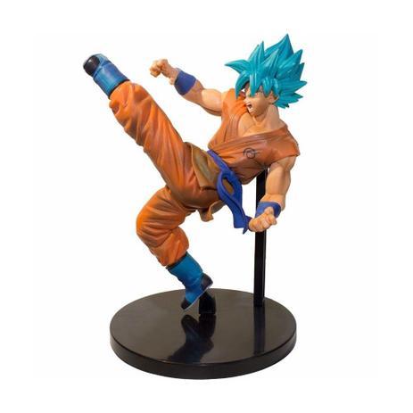 Super Saiyan God Son Goku Fes Dragon Ball Super - Banpresto