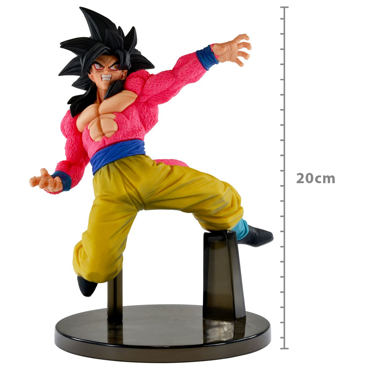 Super Saiyan Son Goku 4 Dragon Ball Super - Bandai Banpresto