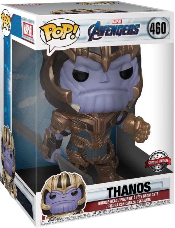 Thanos Funko Pop 460 - Vingadores Ultimato