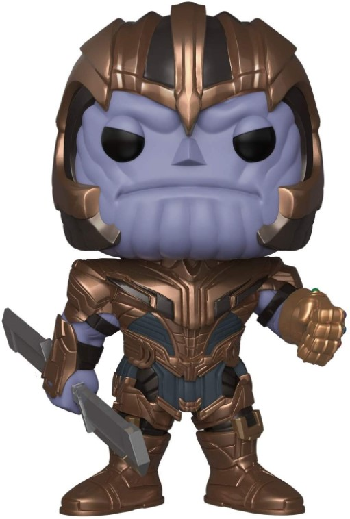 Thanos Funko Pop 460 - Vingadores Ultimato