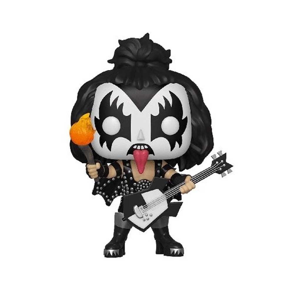 The Demon 121 Kiss - Funko Pop Rocks
