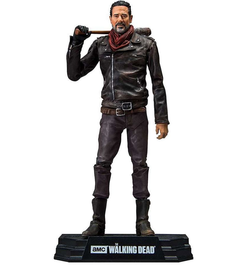 The Walking Dead Negan 7 Color Tops - Mcfarlane Toys