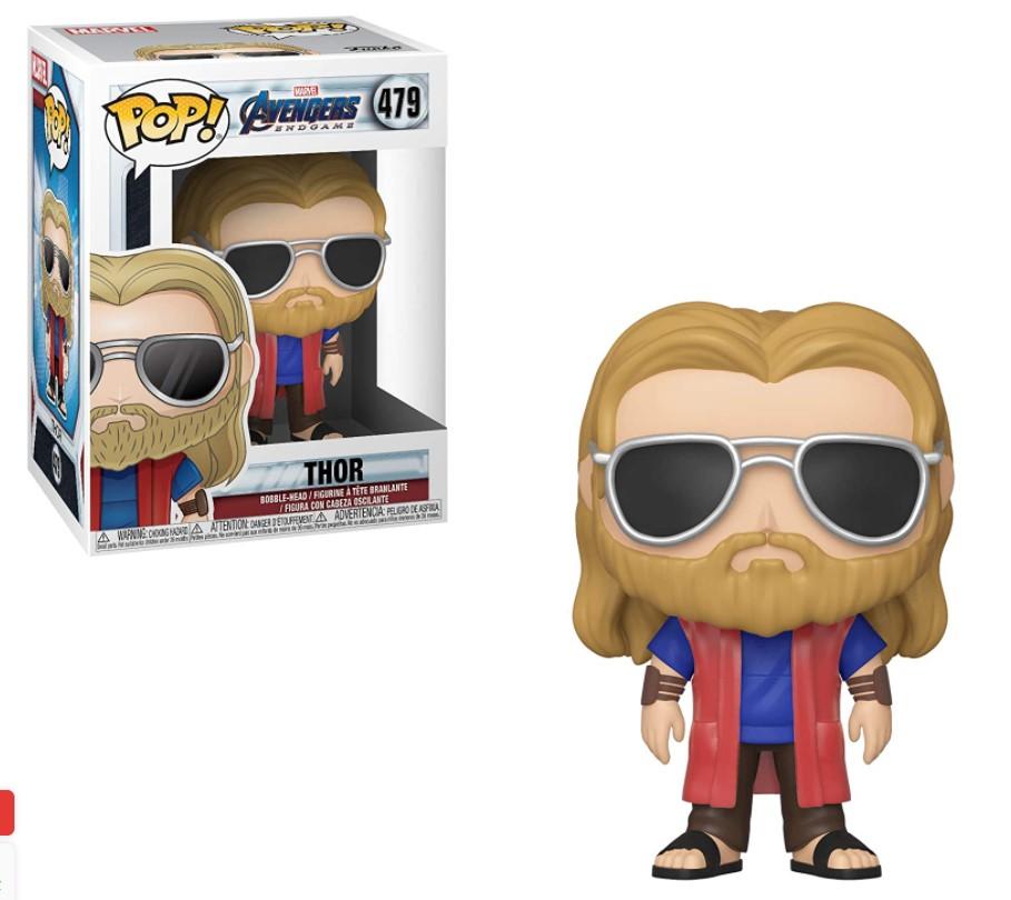 Thor Casual - Marvel Avengers Endgame - Funko Pop
