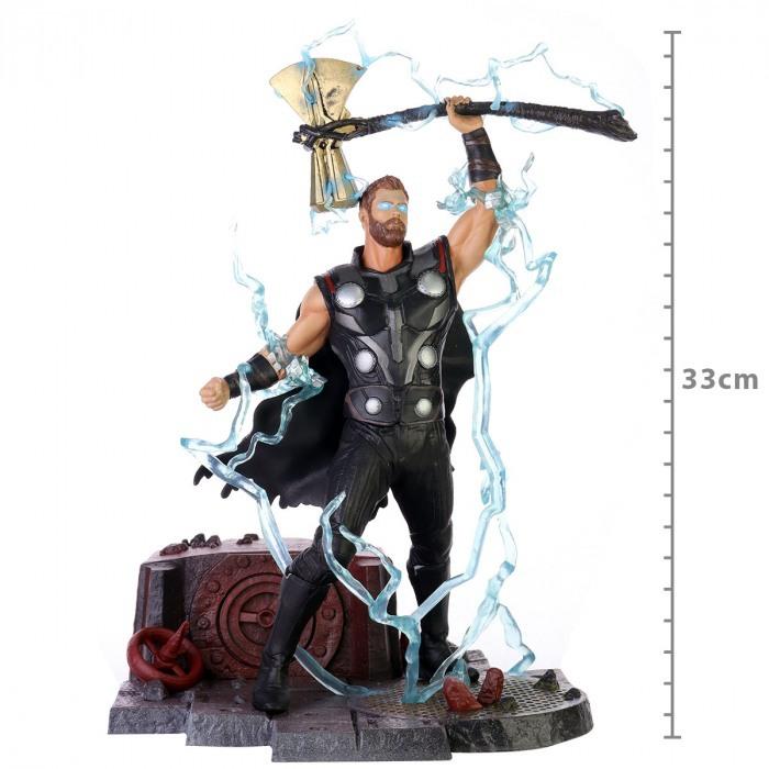 Thor Marvel Gallery Diamond Select - Vingadores: Guerra Infinita