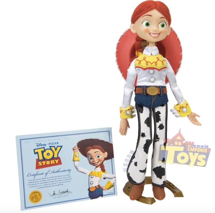 Jessie Signature Collection - Toy Story