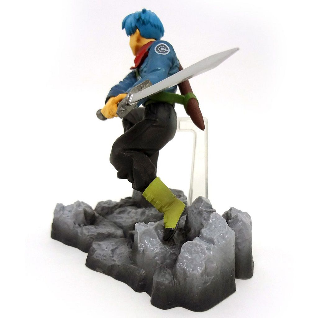 Trunks - DragonBall Super Soul x Soul Figure Banpresto