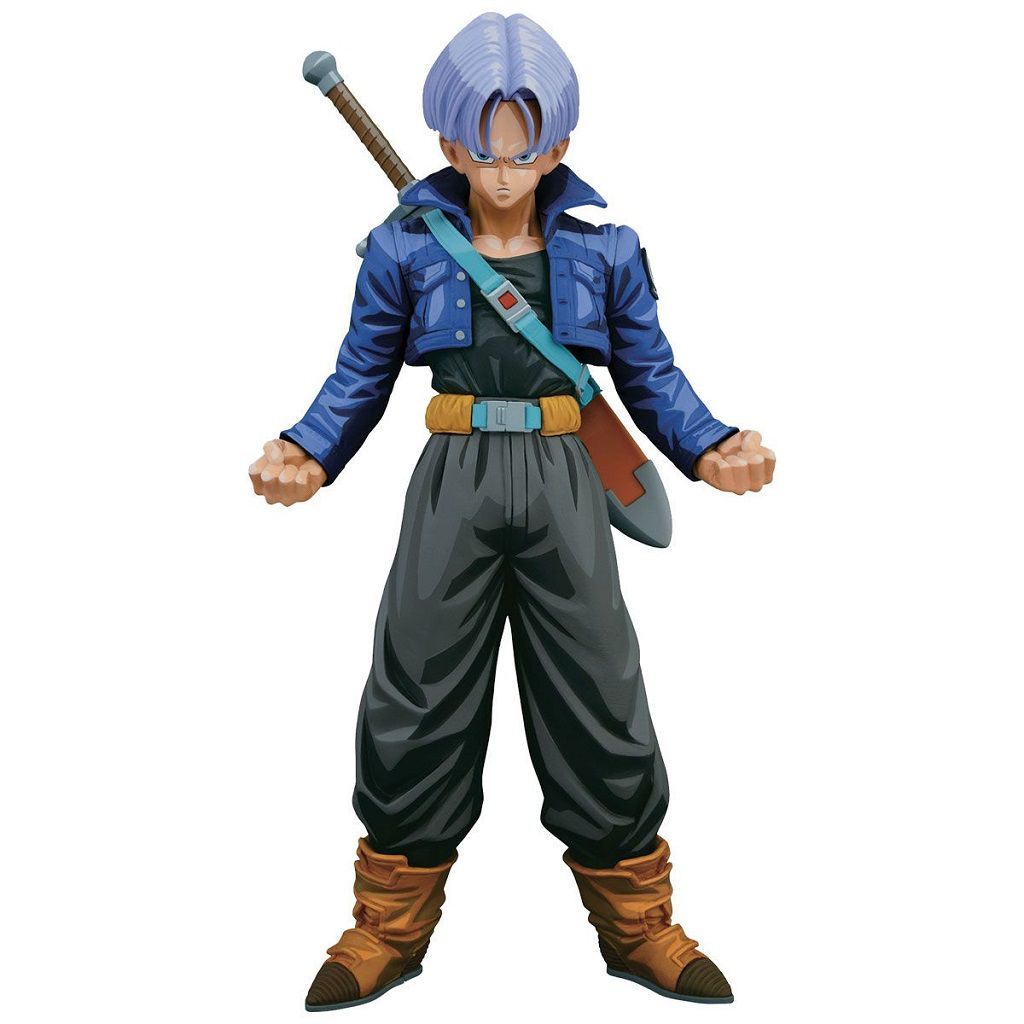 Trunks - Dragonball Z Master Stars - Banpresto
