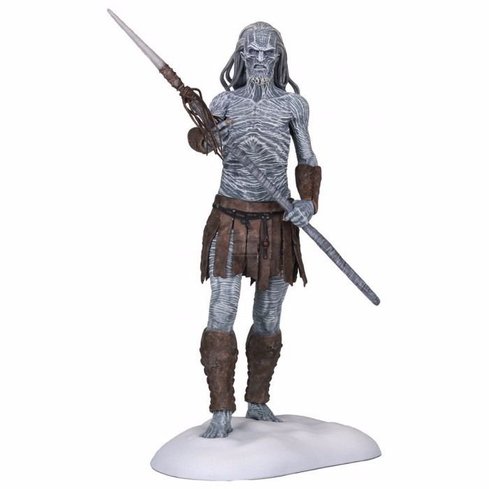 Vagante Branco Game Of Thrones  - Dark Horse Deluxe