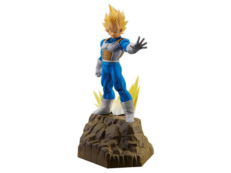 Vegeta Absolute Perfection Dragon Ball Z - Bandai Banpresto